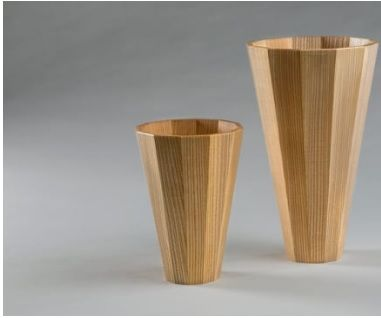 Making a Coopered Vase