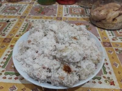 How to Make Onde-onde Cake