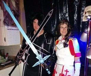How to create Sword Art Online swords.