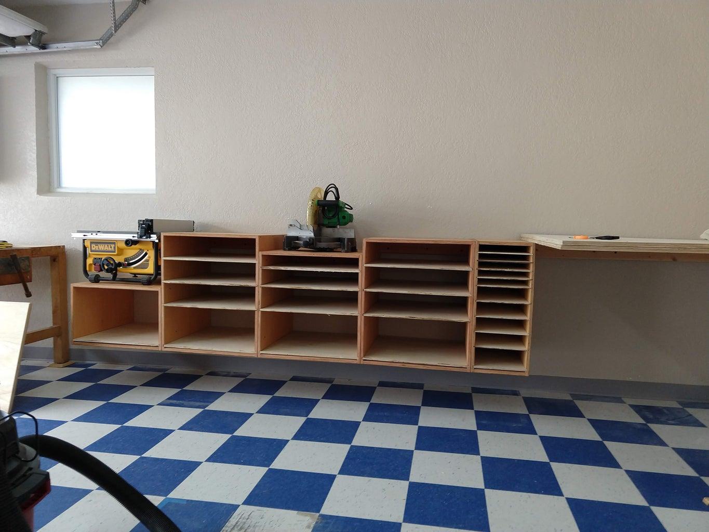 Shelves/drawer-bottoms