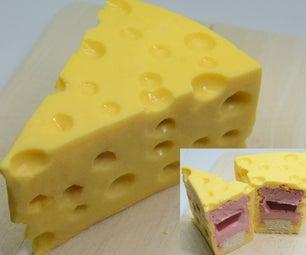 Slice of Cheese - Cake