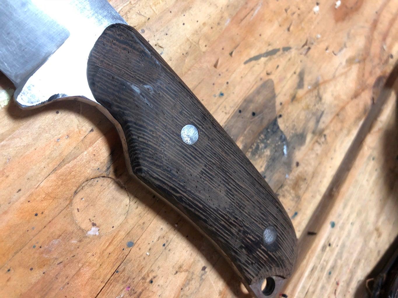 Final Handle Shaping
