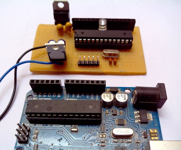 Build an Arduino