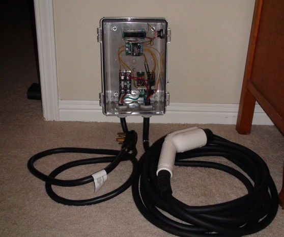 Building an OpenEVSE