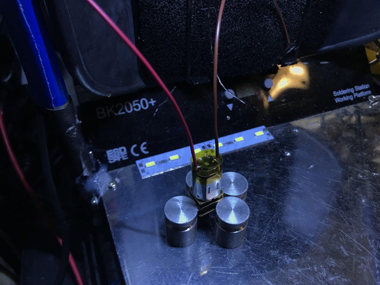 Prepare DC Motor, DC Motor Driver and Sensors.