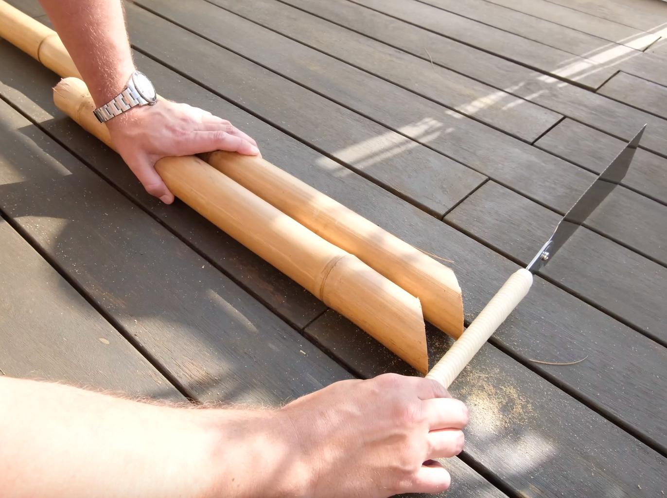 Cut the Bamboo