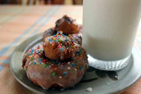 Old Fashioned Cake Doughnuts
