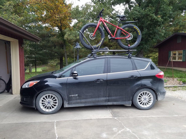 Fat Tire Bike Carrier