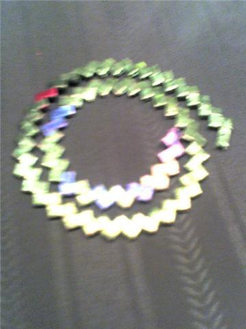 Gum  wrapper  chain
