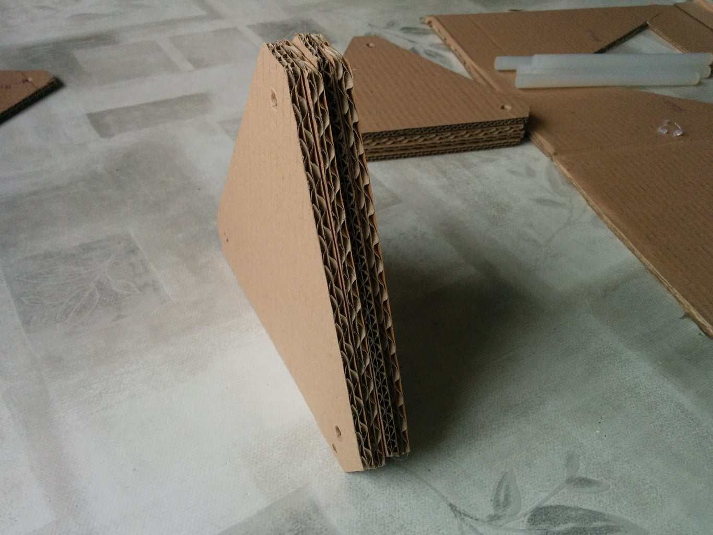 Glue Sides