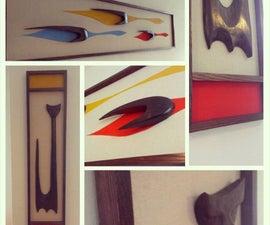 WITCO Inspired Artworks