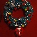 K'nex Christmas Wreath