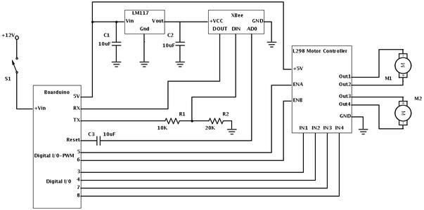Vehicle Circuit