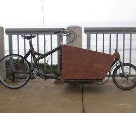 Intro - How to Design and Build a Bamboo Cargo Bike (Box Bike - Bakfiets).