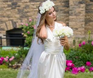 Dress -Convertible Wedding Style- by Diyheart.com