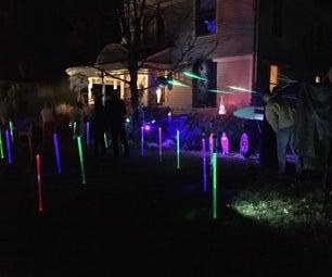 Lightsaber Fence