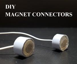 DIY - Magnetic Connectors