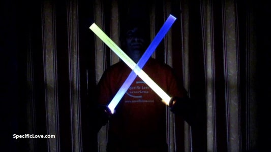 Easy to Assemble Lightsabers