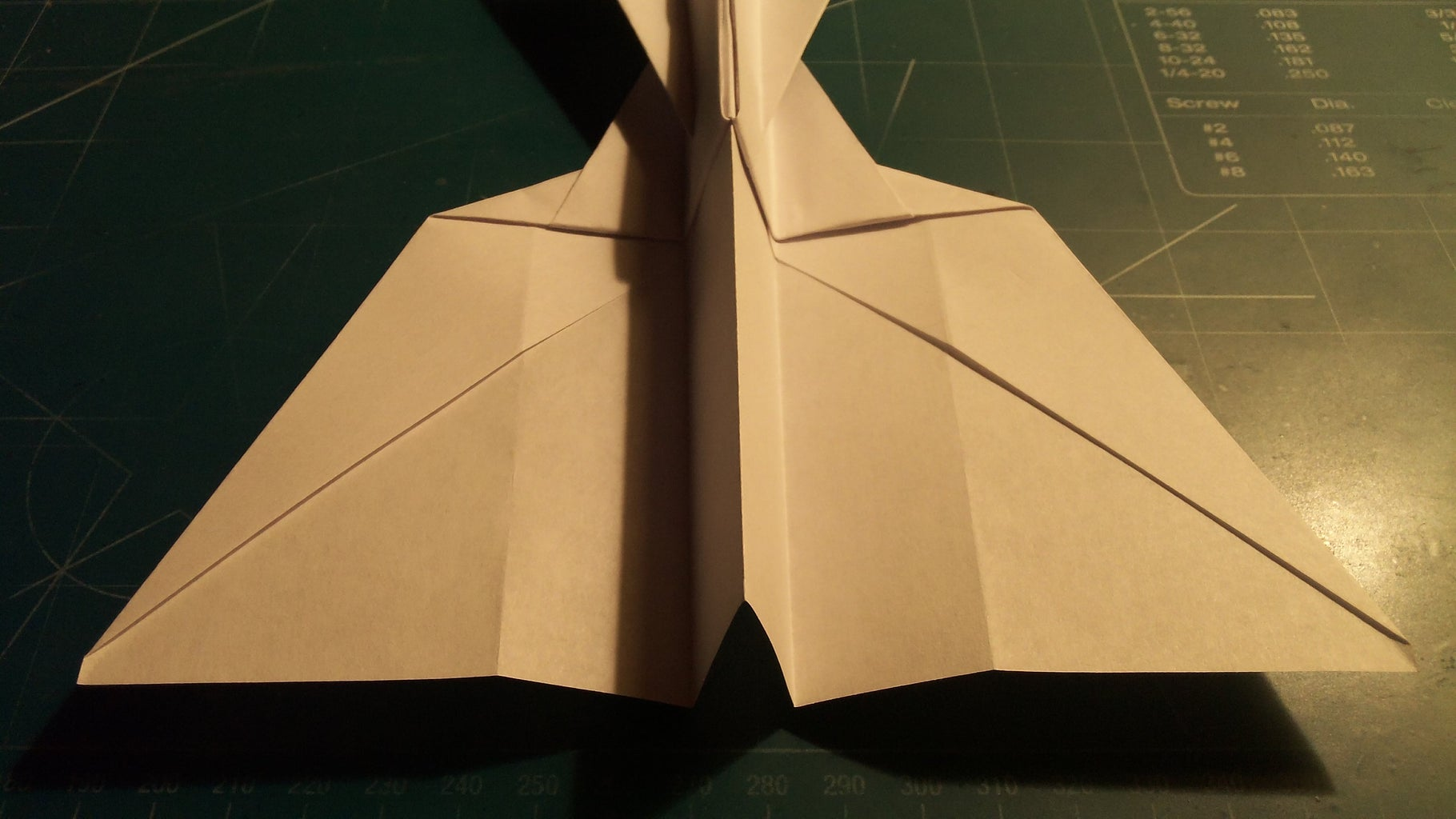 Wing, Canard and Winglet Folding