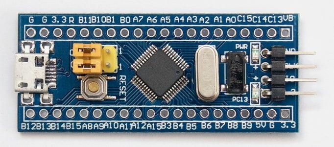 Setting Up Blue Pill Board in STM32CubeIDE