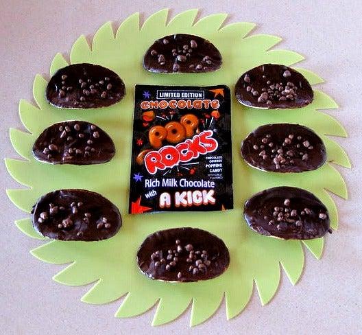 Chocolate Pop Rock Potato Chips