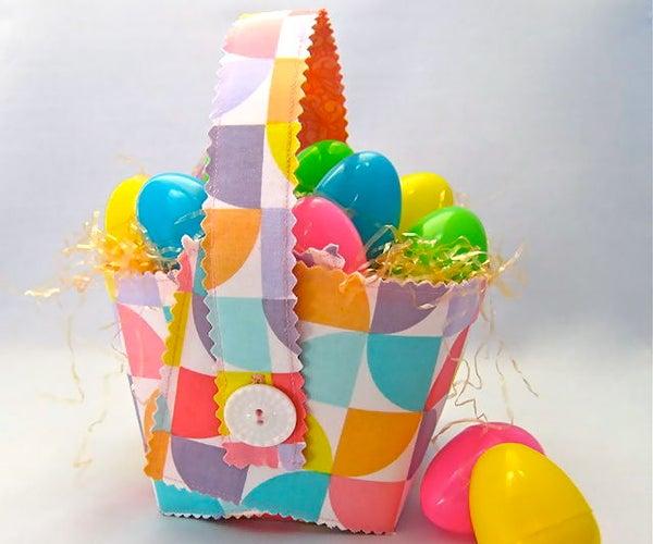 Easy DIY Easter Basket