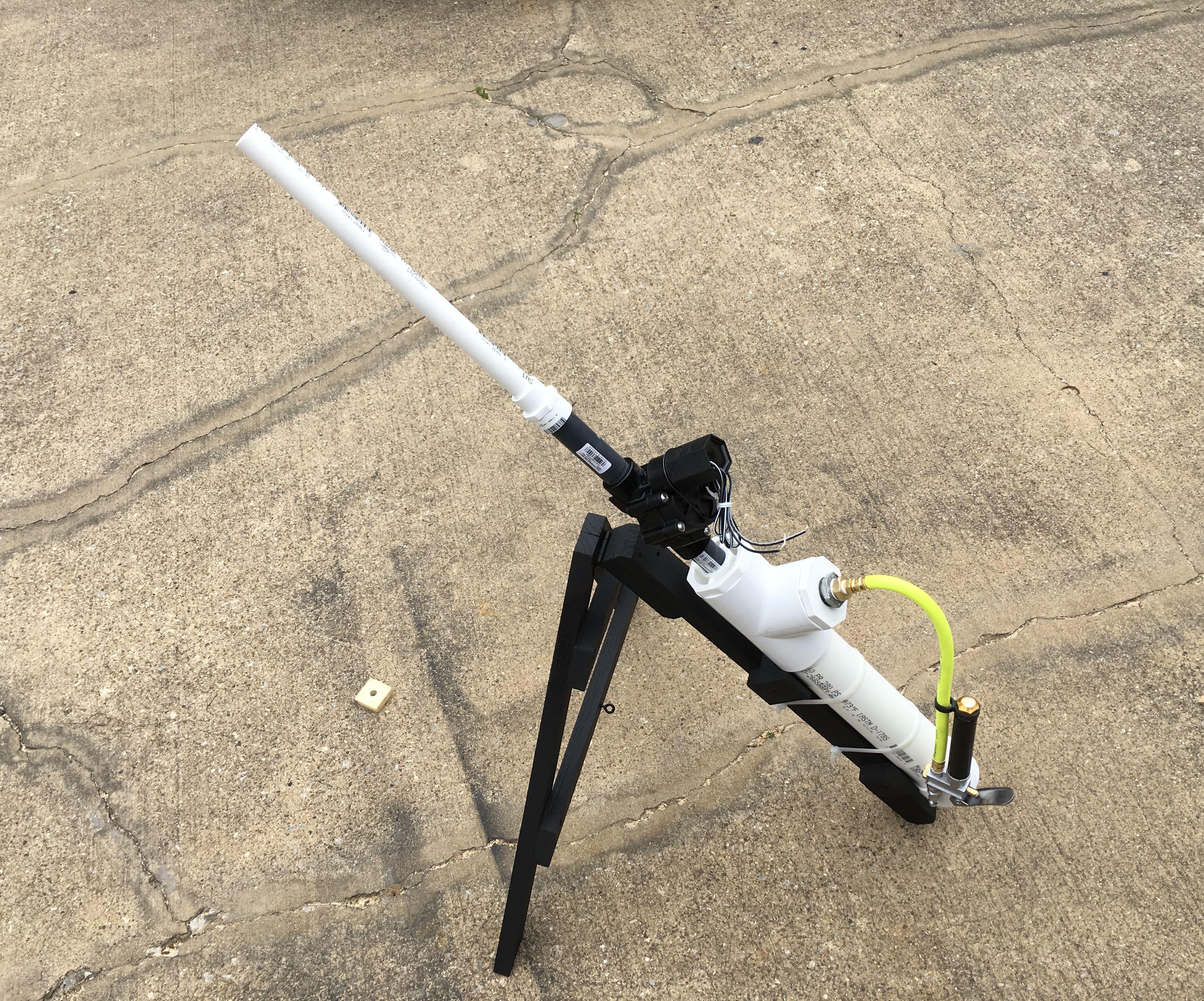 DIY Air Cannon