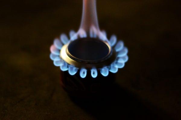 Side Burner Can Stove