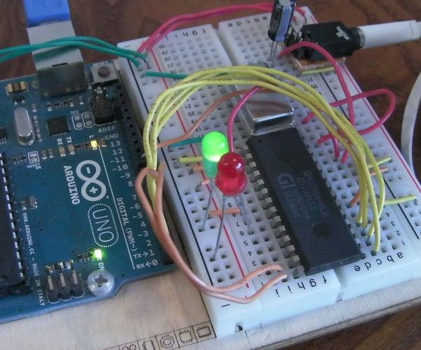 Arduino + Vintage Speech Chip