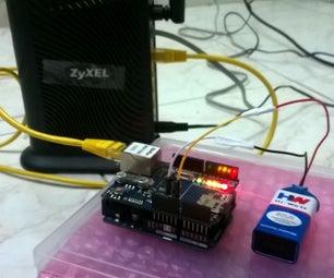 Accessing Arduino Over Internet