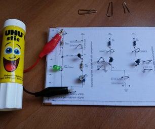 Self Explanatory Protoboarding