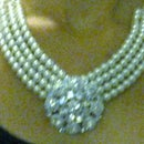 Audrey Hepburn Necklace from Breakfast at Tiffany's