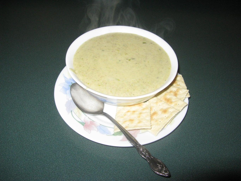 Cream of Morel Soup