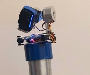 Gimbal Stabilizer Project