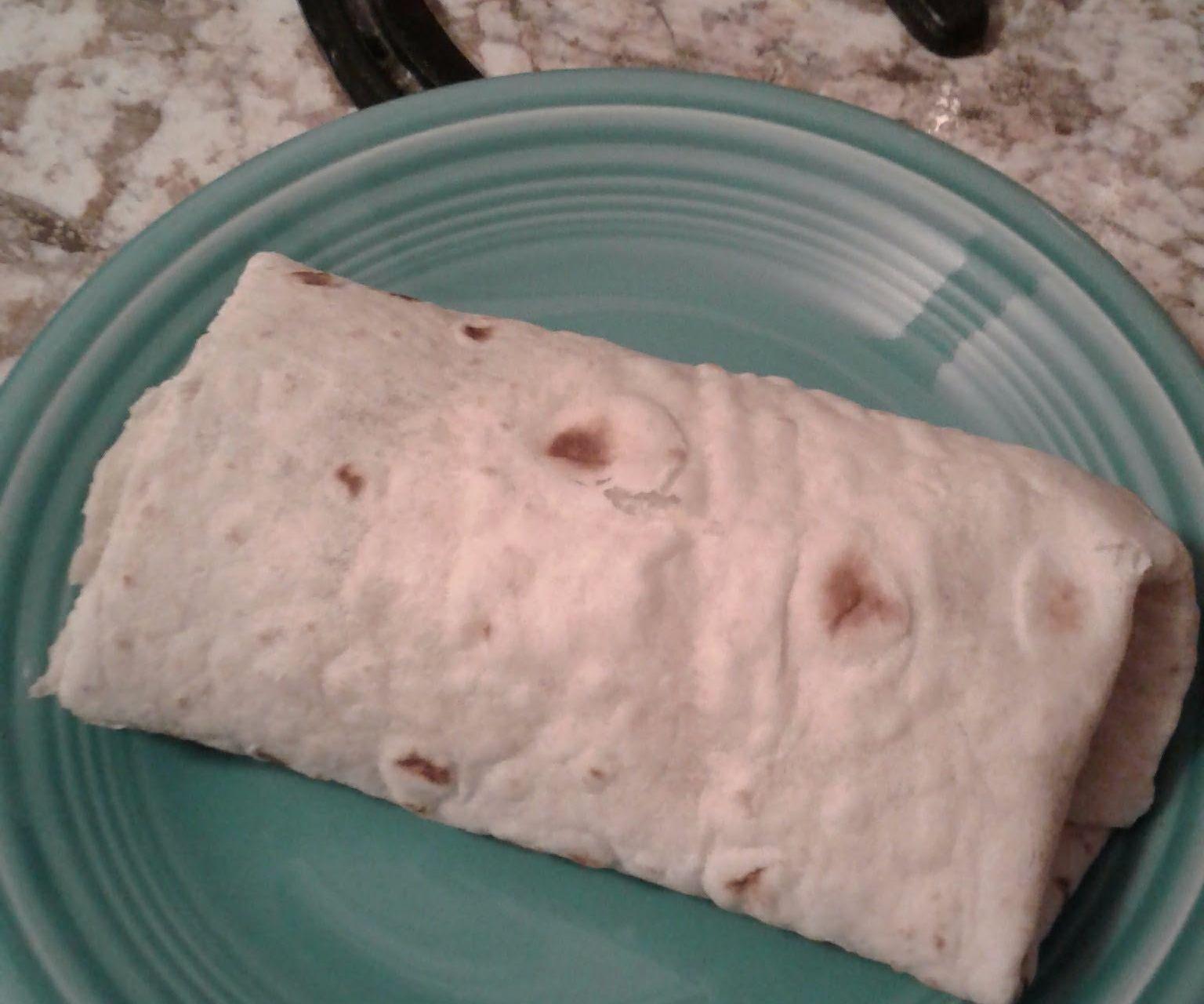 HONKEY TACO 3: Veggie Burrito