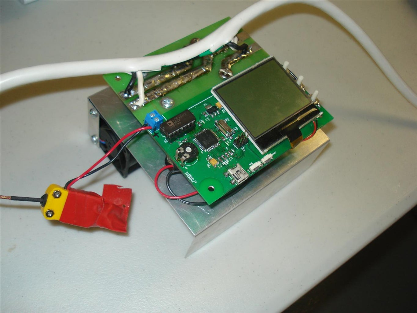 Final Circuit Assembly