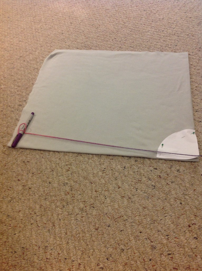 Cutting and Hemming Your Lining