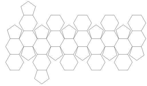 Assembling the Flat Net