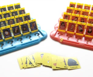Personalized Guess Who