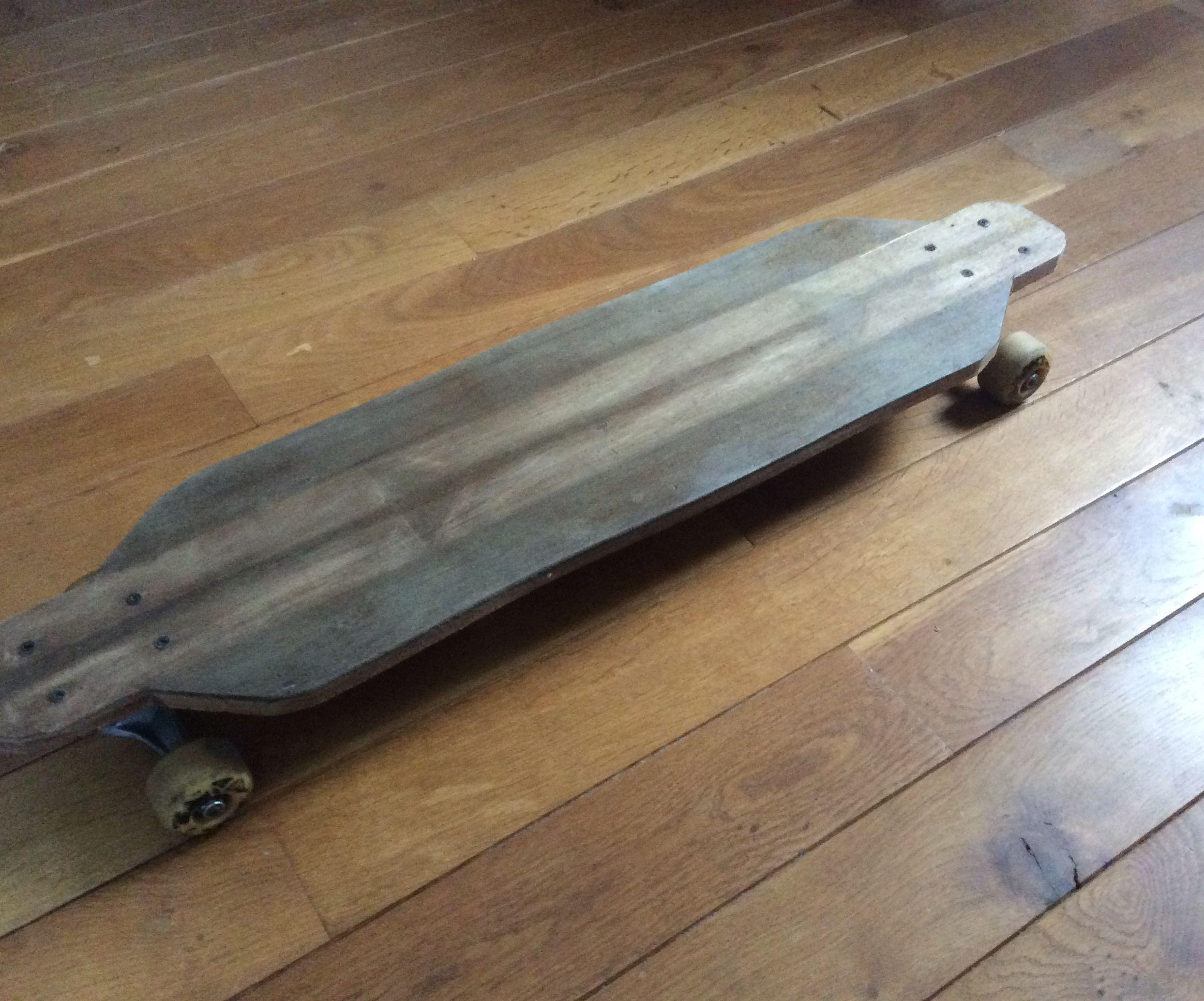 Longboard project