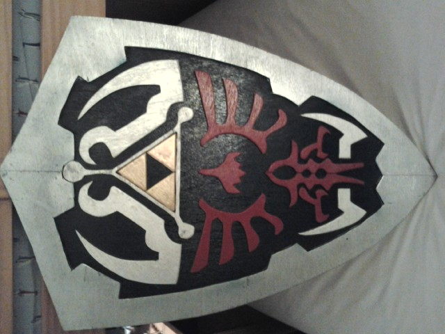 (Legend of Zelda) Hyrule Shield