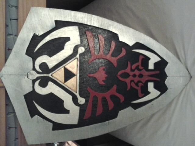(Legend of Zelda) Hyrule Shield