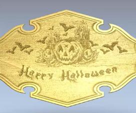 ArtCAM Express - Creating a Spooky Halloween Sign