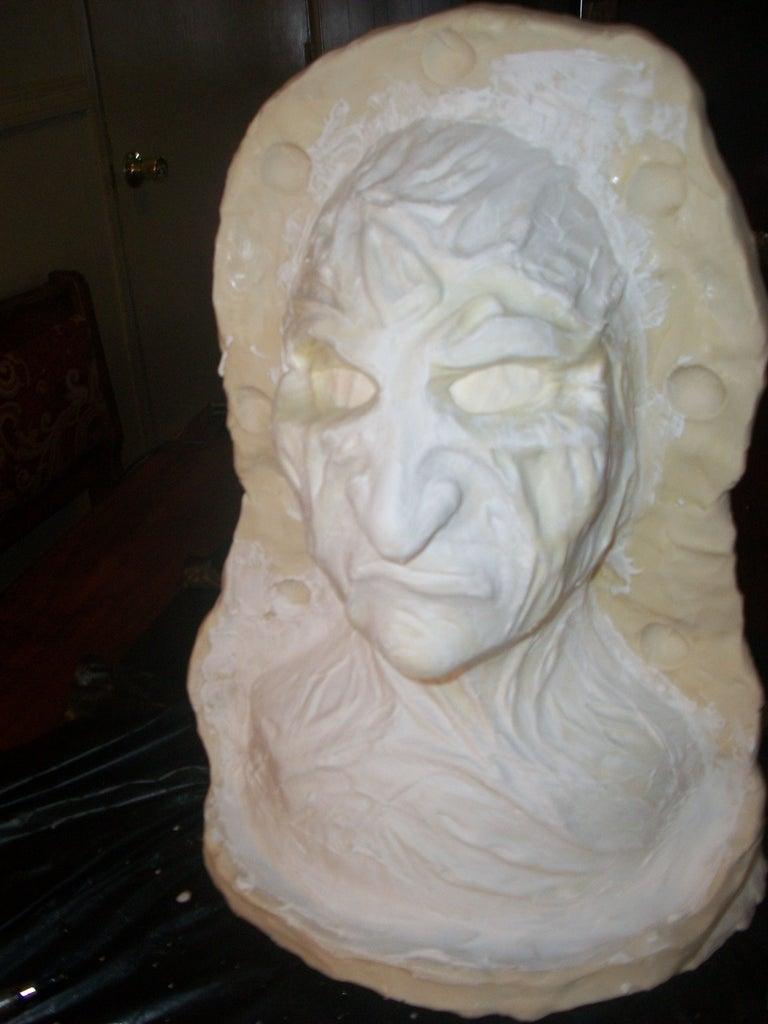 Sculpting and Preparing Sculpt