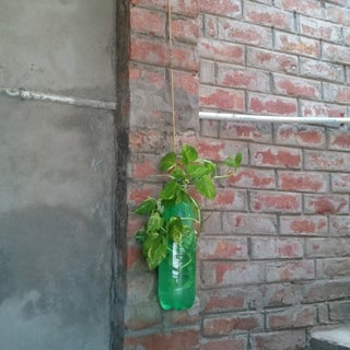 World's Cheapest Air Purifier by Reusing Plastic Bottles