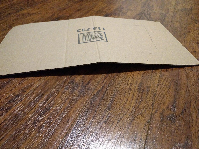 Fold 1 Flap in Half