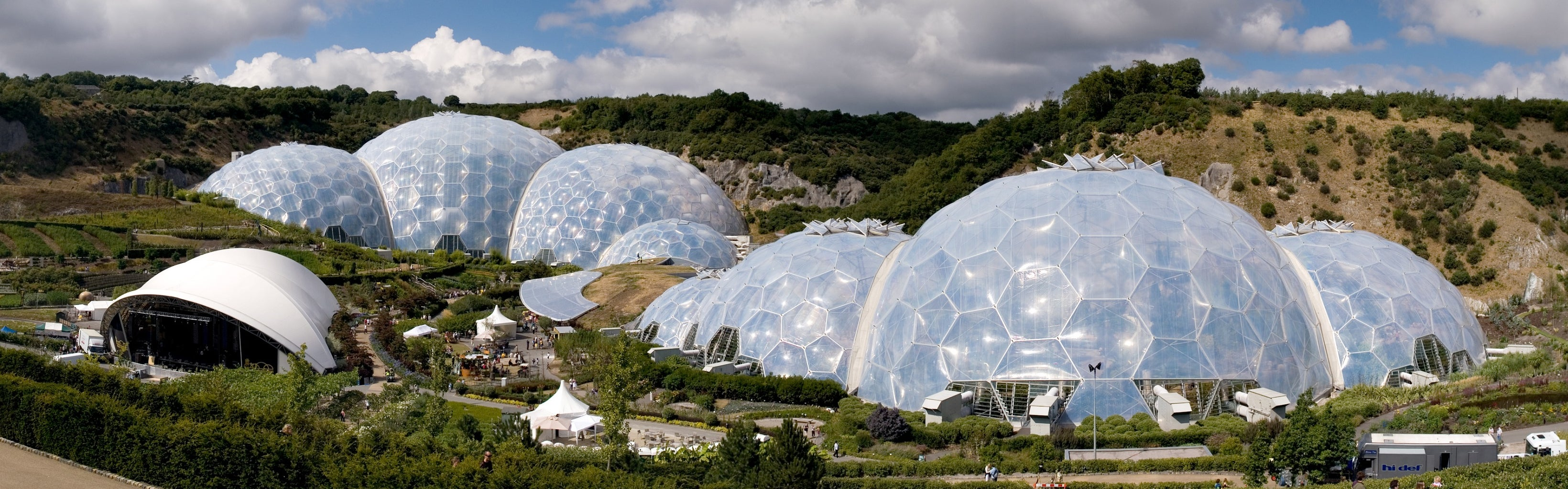 What Is a Geodesic Dome (geodome)?