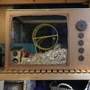 Tank TV With Working Dial!