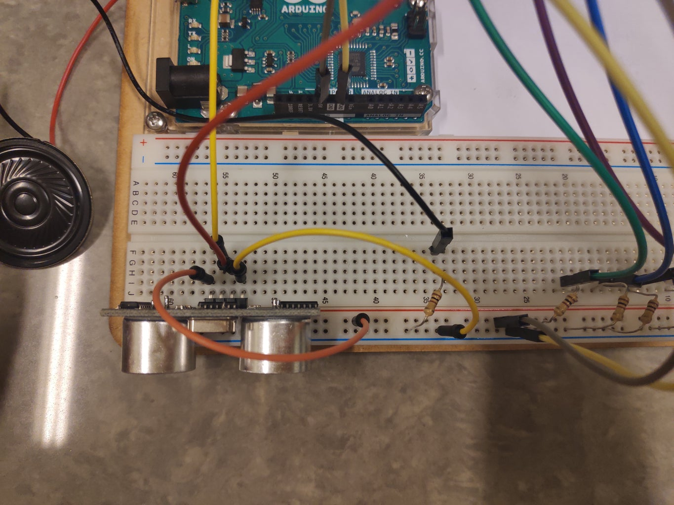 Step 3: Assembly and Component Extension