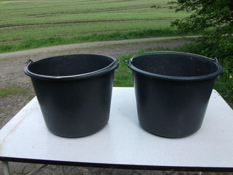 Preparing the Buckets